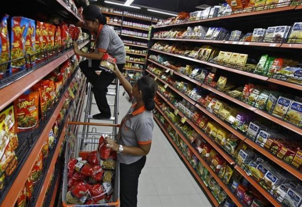 The GST was designed to simplify India's complex indirect tax structure, to formalize businesses and fight the 'shadow' economy. Photo: Reuters