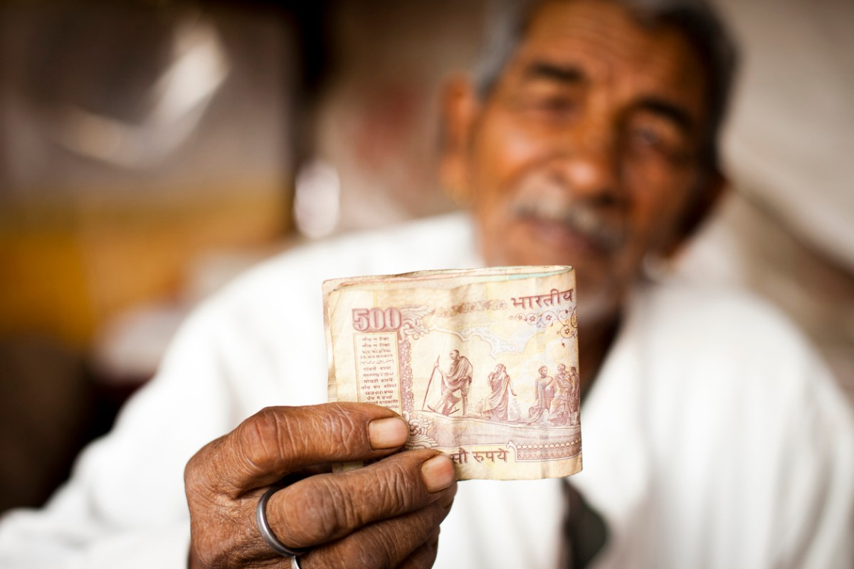 The Supreme Court wants the government to give citizens a final chance to exchange old bills. Photo: iStock