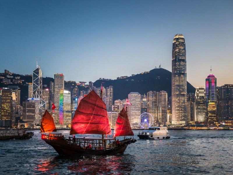 Hong Kong. Photo: Flickr Commons