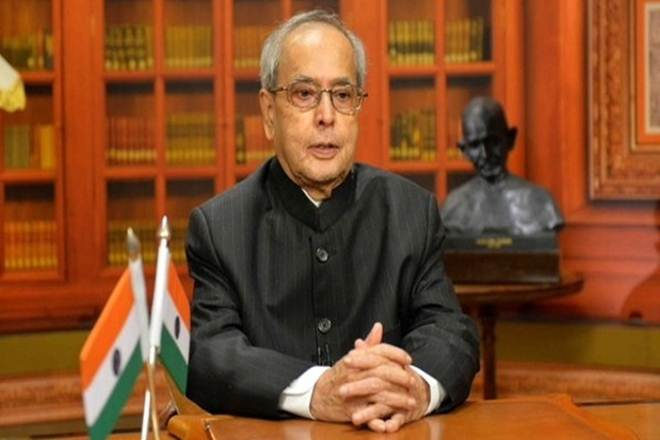 Indian President Pranab Mukherjee cleared legislation making social boycott a crime in Maharashtra. Photo: Financial Express