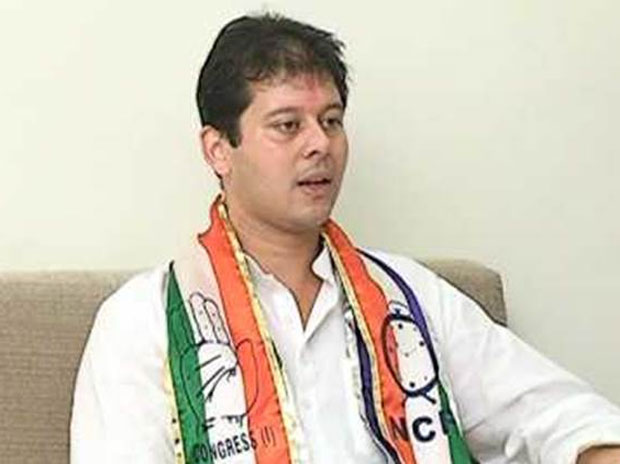 Youth Congress national coordinator Rohit Tilak has been booked on rape charges. Photo: Business Standard