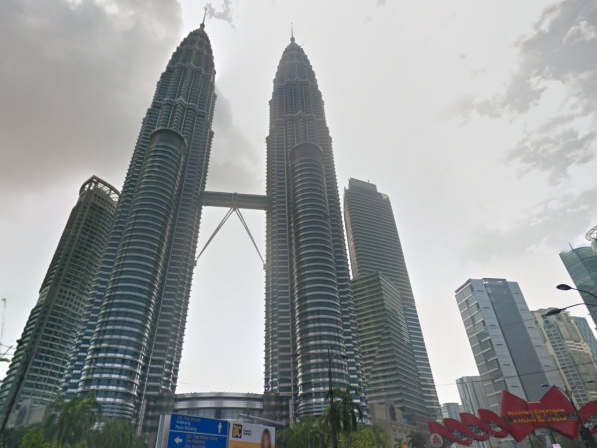 Malaysian police have staged raids in Kuala Lumpur, seen here, and Cyberjaya, to look for terrorists or fighters from foreign countries. Photo: Google Maps