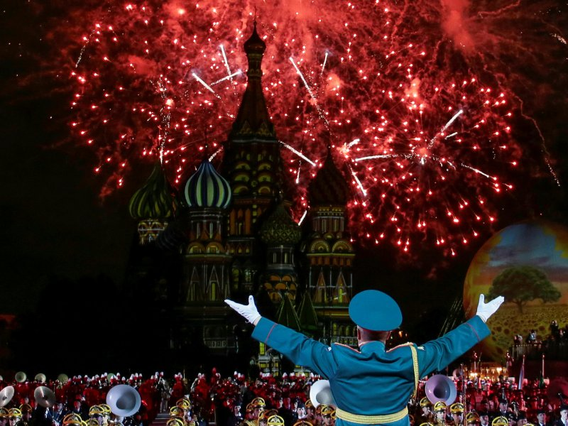 Bye Bye Moscow?  Photo: Reuters/Andrey Volkov