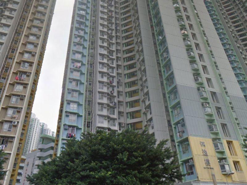 Yat Tung Estate in Tung Chung on Lantau Island. Photo: Google Maps