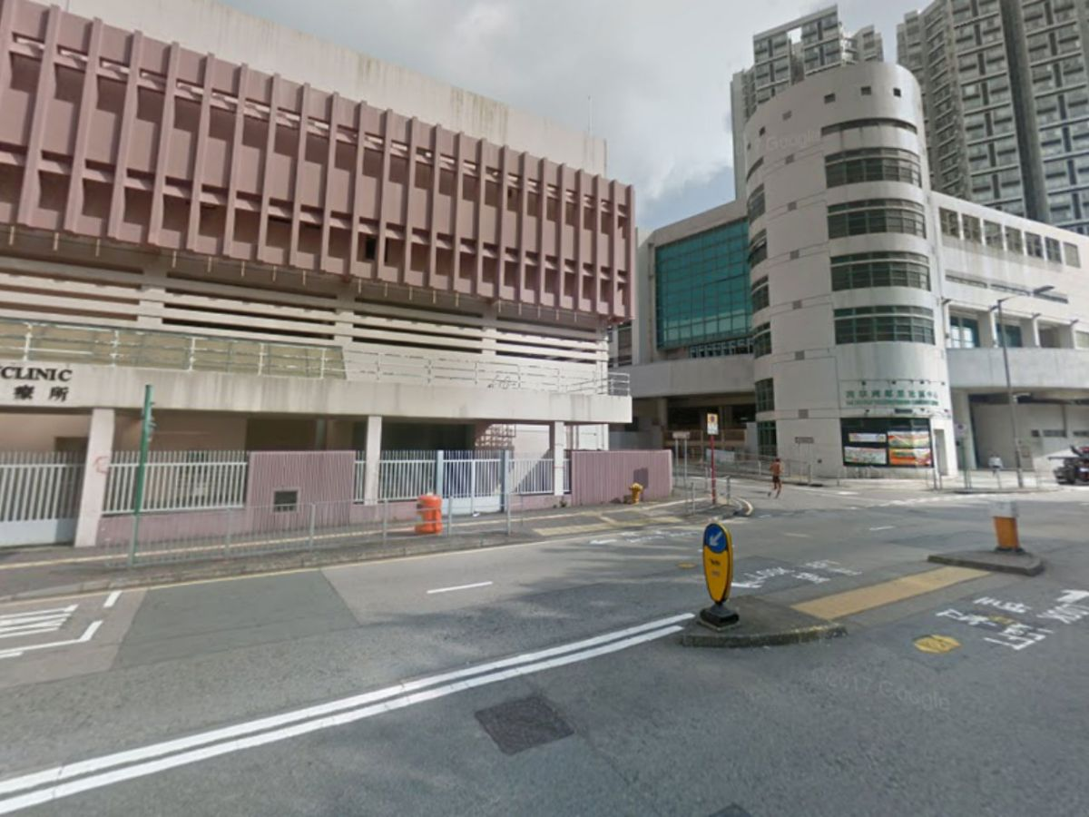 Lam Tin in Kowloon, where the pair were hit by a taxi. Photo: Google Maps