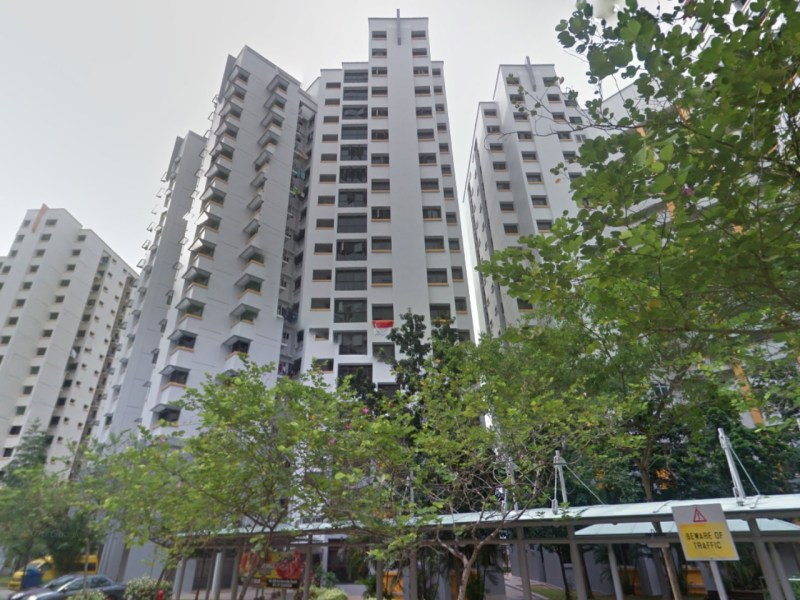 Block 308C, Anchorvale Road, Sengkang, Singapore. Photo: Google Maps