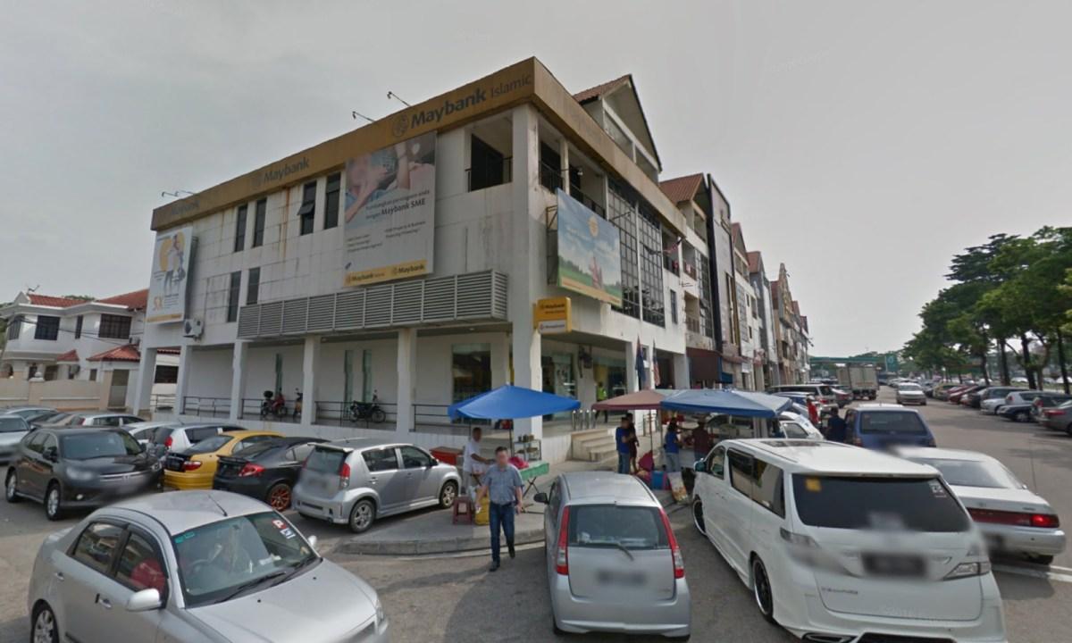 Jalan Molek 3/1, Taman Molek, Johor Bahru, Malaysia. Photo: Google Maps