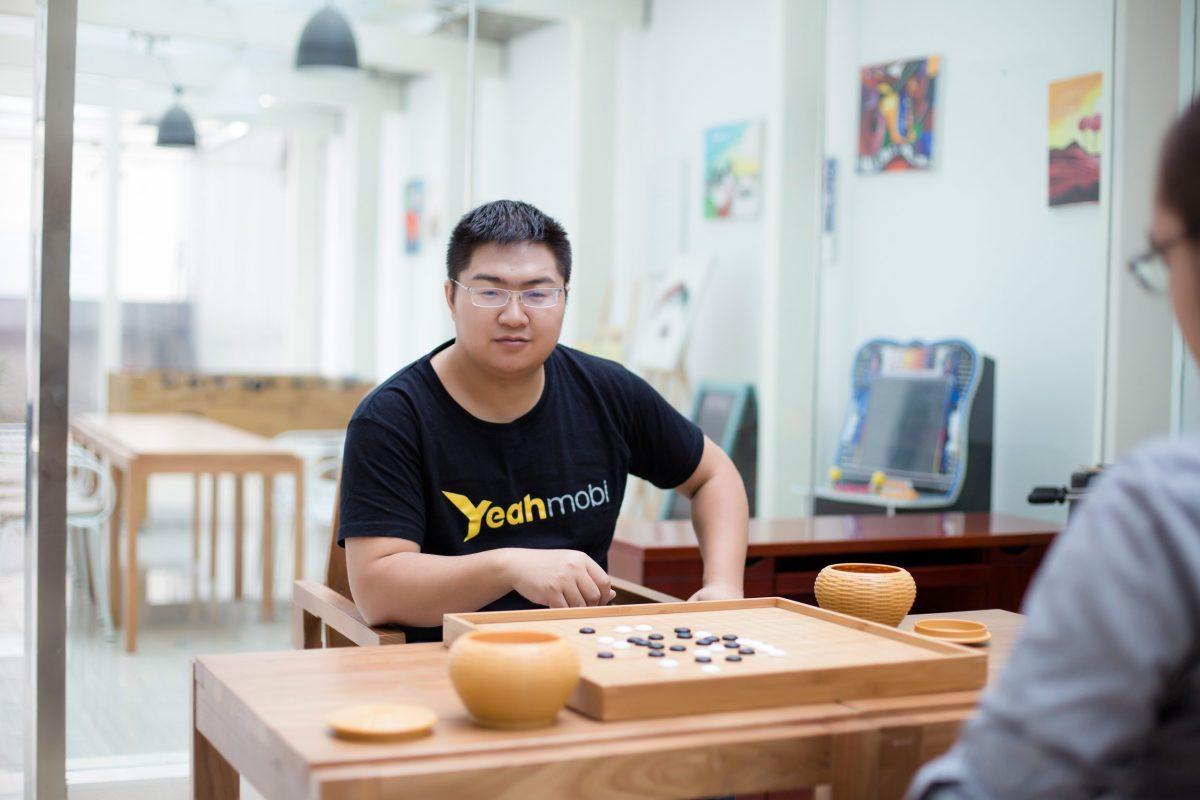Peter Zou of Yeahmobi wants to help overseas companies break into the Chinese market. Photo: Yeahmobi