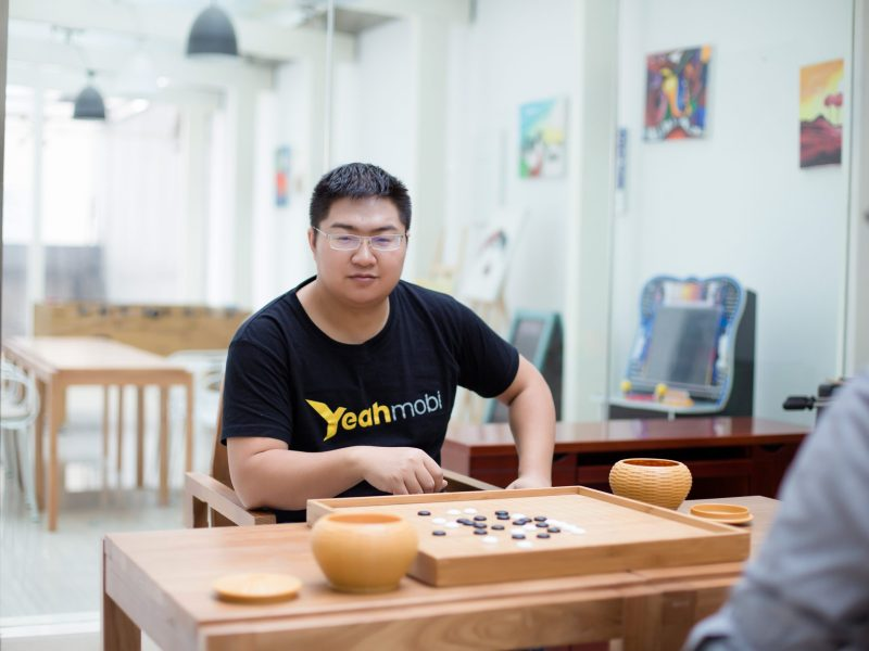 Peter Zou of Yeahmobi wants to help overseas companies break into the Chinese market. Photo: Yeahmobi