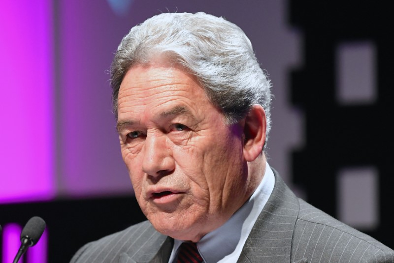 New Zealand First's leader, Winston Peters, has the country's future in his hands – and not for the first time. Photo: Reuters / Ross Setford