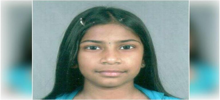 Chandini Jain, 17, was allegedly murdered by her boyfriend. Photo: The Hans India