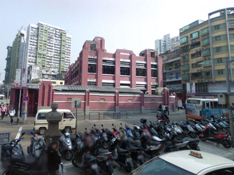 Red Market, Macau. Photo: Google Maps