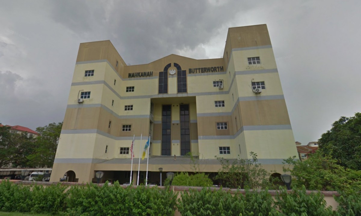 Magistrate's Court in Butterworth, Penang state, Malaysia. Photo: Google Maps