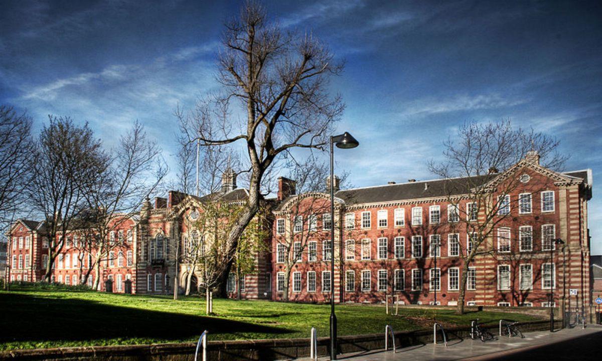 The University of Sheffield. Photo: Wikimedia Commons