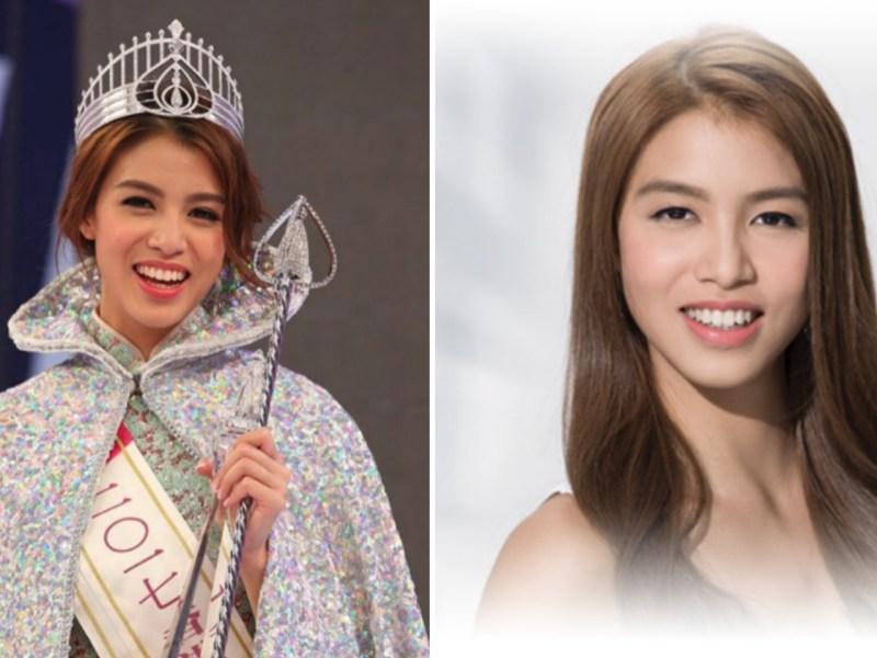 Juliette Louie was crowned Miss Hong Kong on Sunday. Photo: TVB.com, Juliette Louie@Instagram