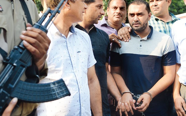 Briton Samiun Rahman has been accused of recruiting fighters for al-Qaeda. Photo: India Today
