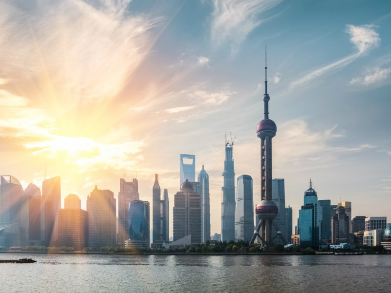 Shanghai. Photo: iStock