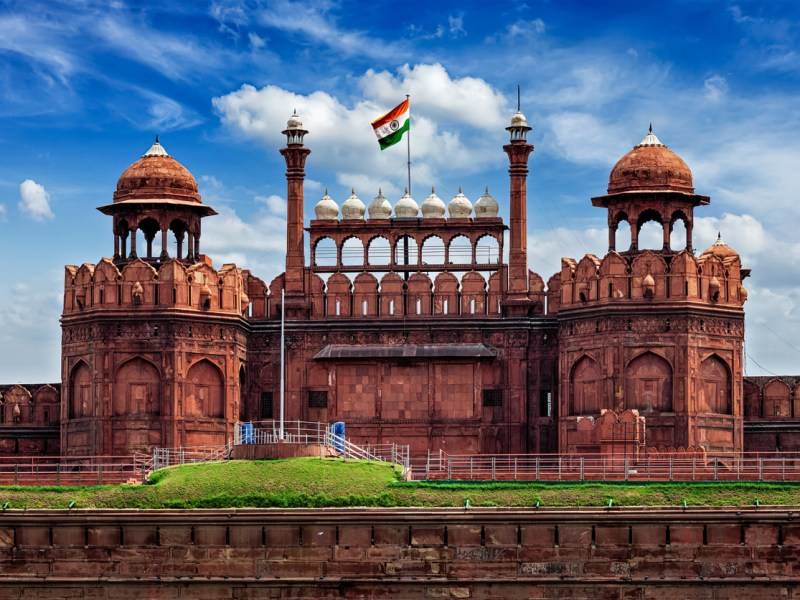 A 23-year-old woman alleges that a taxi driver raped her near Delhi's  Red Fort. Photo: iStock