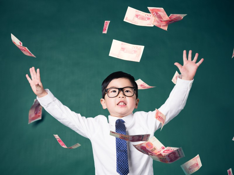 Who to carry on the legacy of Chinese new wealth? Photo: iStock