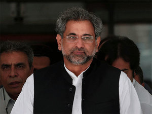 Pakistan Prime Minister Shahid Khaqan Abbasi. Photo: Economic Times
