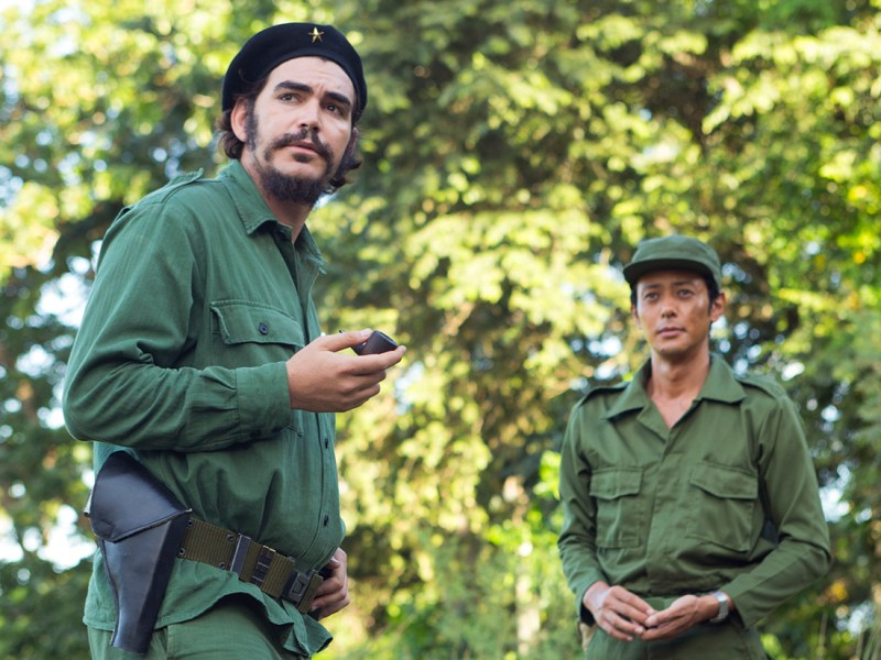 """Ernesto, by Junji Sakamoto, is about a Japanese-Bolivian physician drawn to the revolutionary cause. Photo: ©2017 """"ERNESTO"""" FILM PARTNERS"""