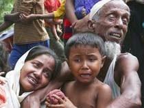 Rohingya refugees. Representational image: Economic Times