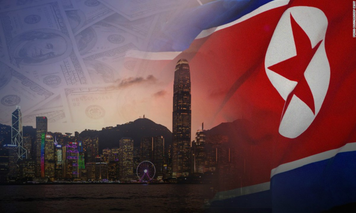 Hong Kong is a conduit for North Korea to bypass international sanctions, a UN report has found. Photo: Getty Images