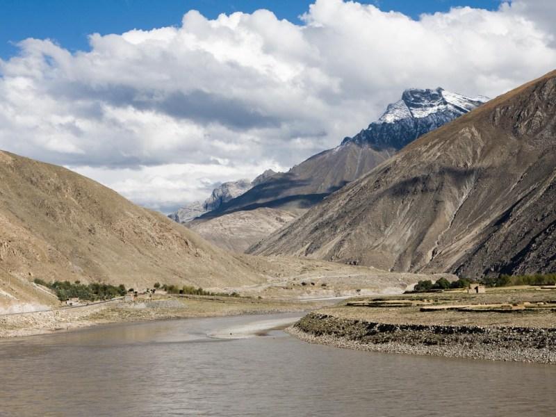 Brahmaputra river in Tibet. Photo: iStock