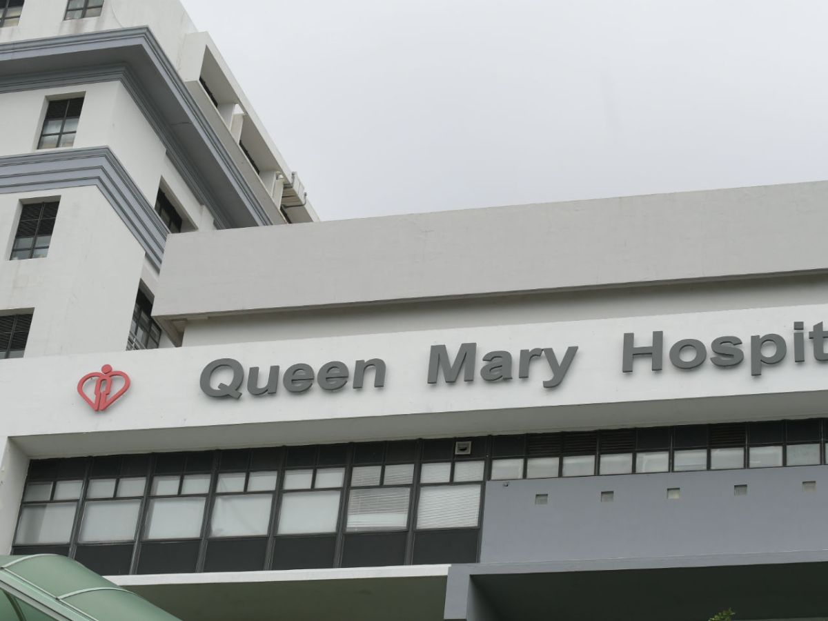 Queen Mary Hospital. Photo: Hong Kong Government