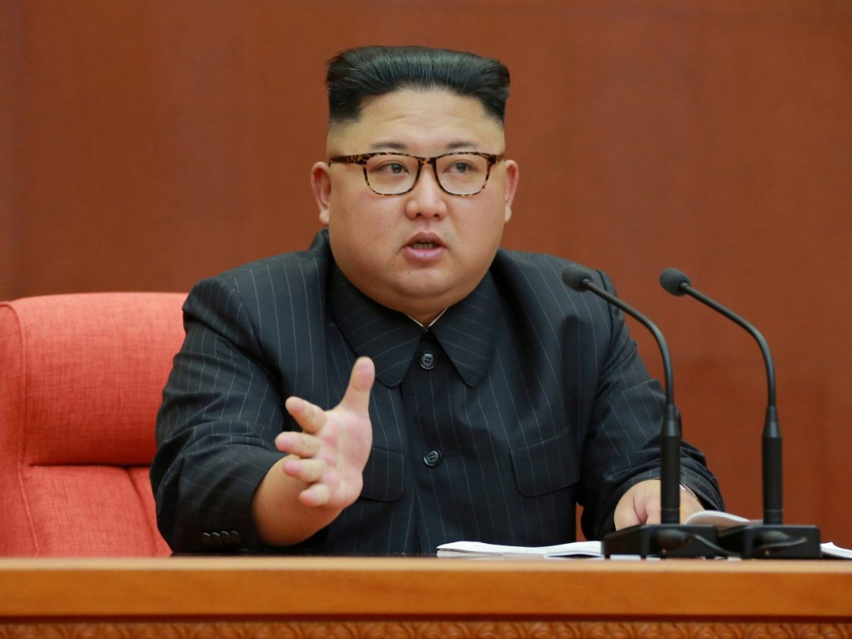 Is North Korean leader Kim Jong-un instigating another con job?. Photo: Reuters