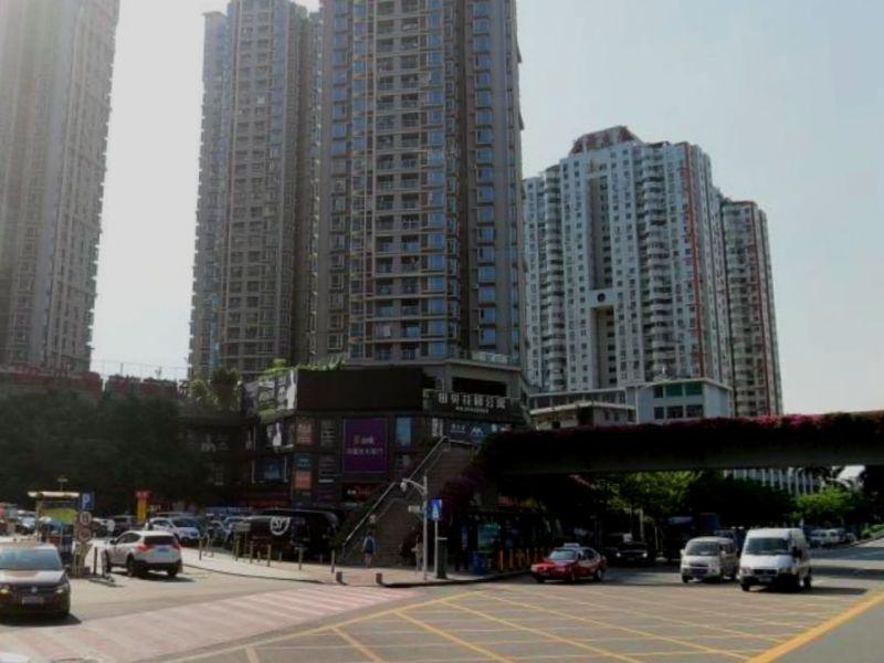 Shenzhen, Guangdong province, China. Photo: Baidu Maps