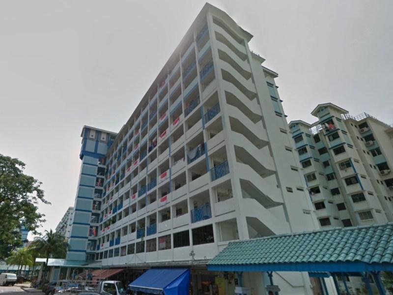 Block 111, Toa Payoh Lorong 1, Singapore. Photo: Google Maps