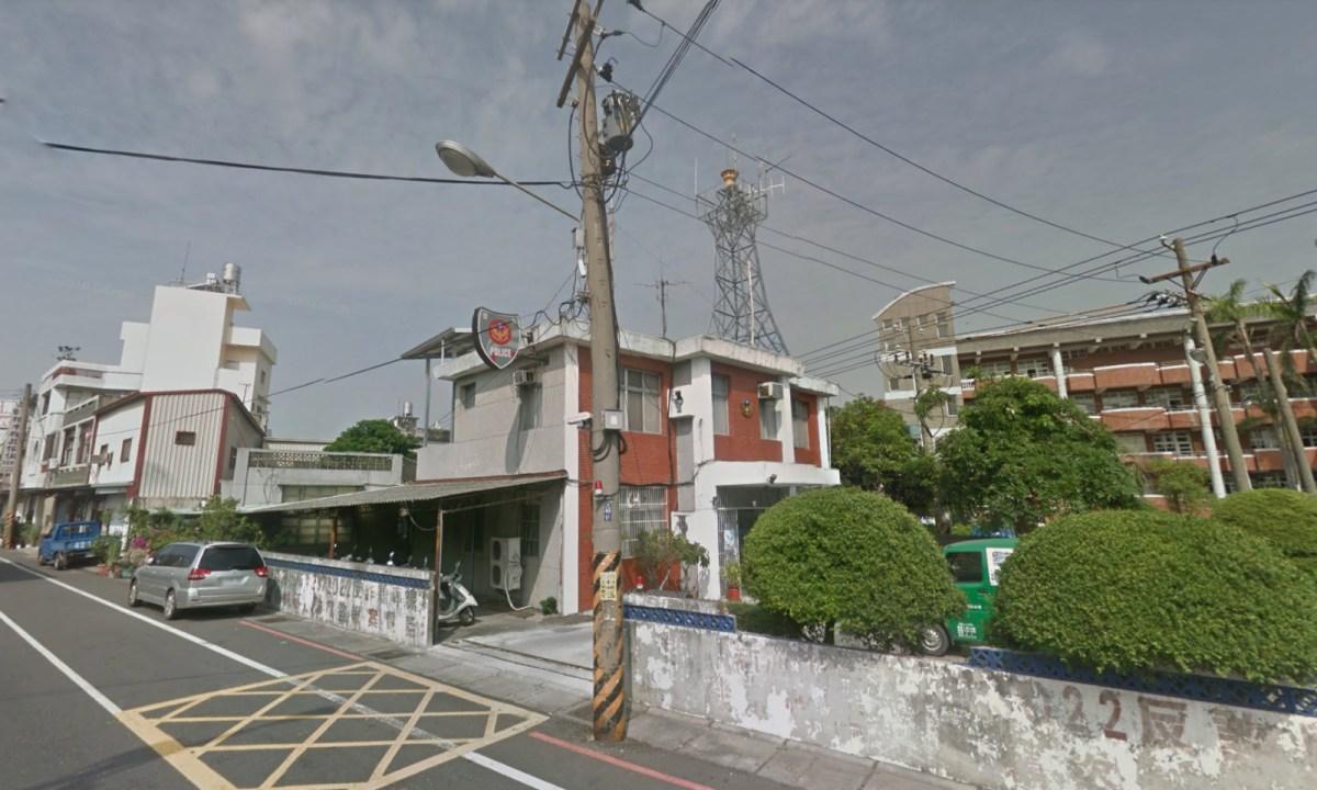 Chiayi County Police Bureau, Beigang Road, Taibao City, Chiayi County, Taiwan. Photo: Google Maps