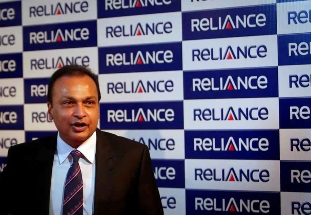 Anil Ambani, chairman of Reliance Communications.