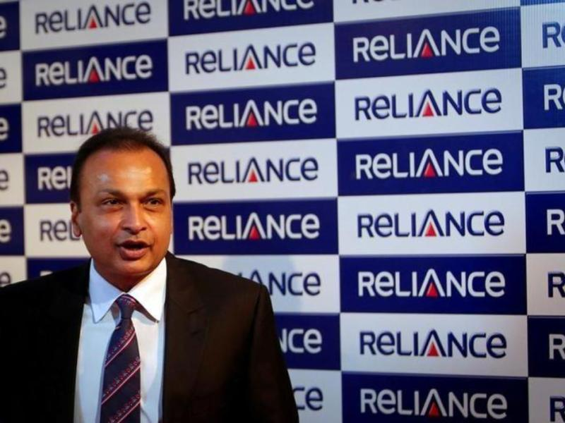 Anil Ambani, chairman of Reliance Communications.