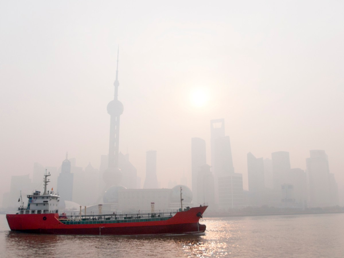 Shanghai harbor: China is estimated to import $148 billion in oil in 2017. Photo: iStock