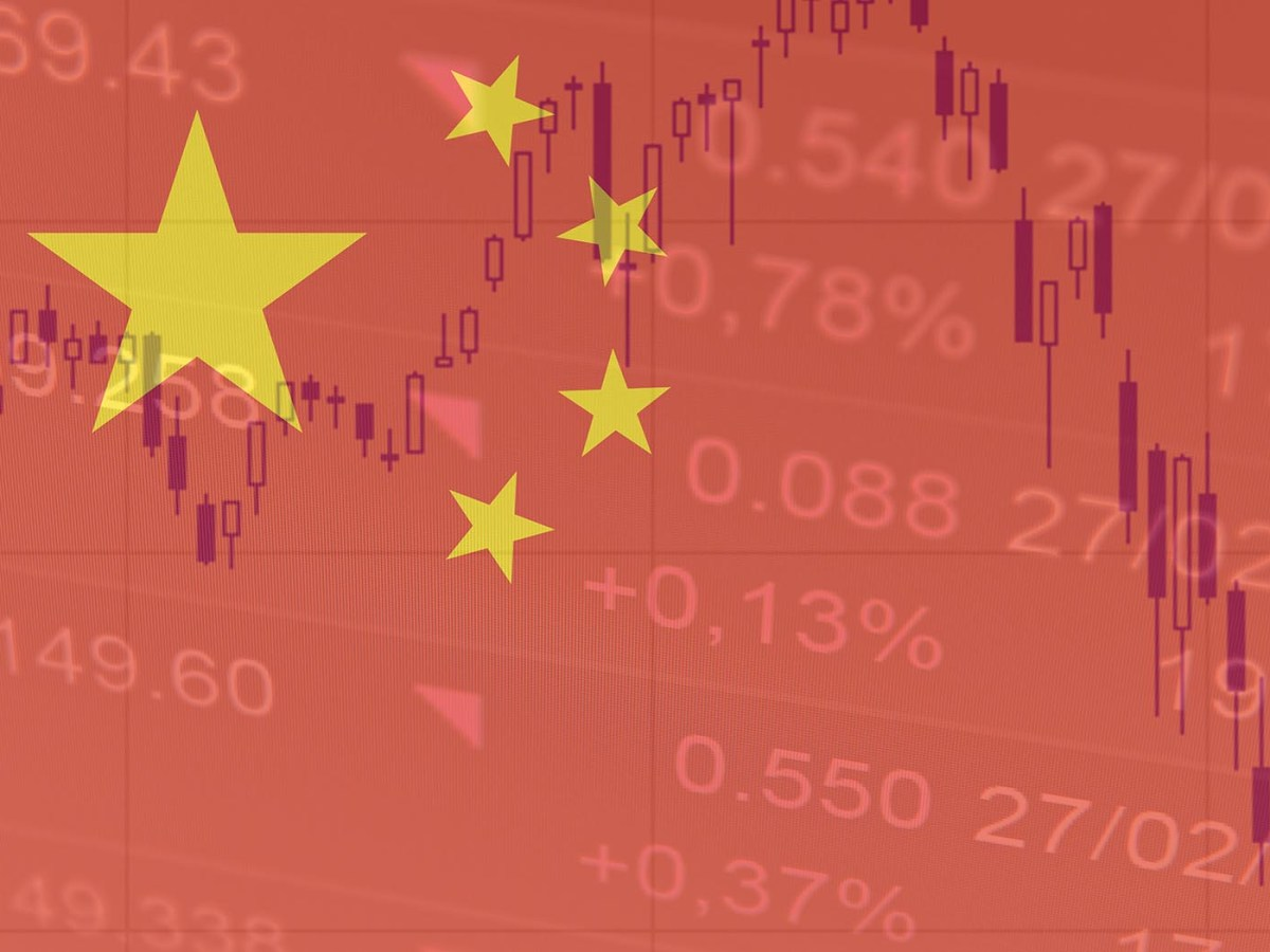 China's economy is under increasing strain as growth slows, stocks fall and the currency depreciates amid a trade war with the United States. Photo: iStock