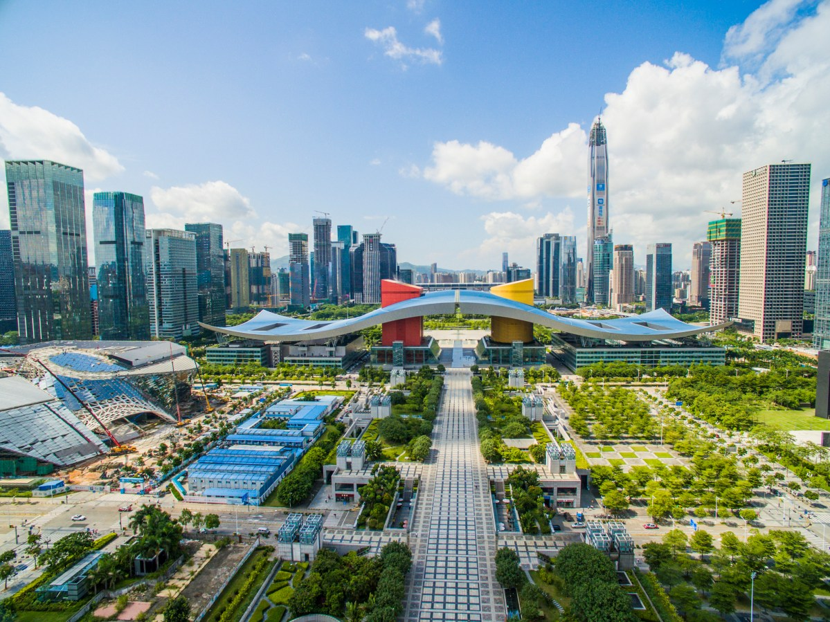 Shenzhen city. Photo: iStock