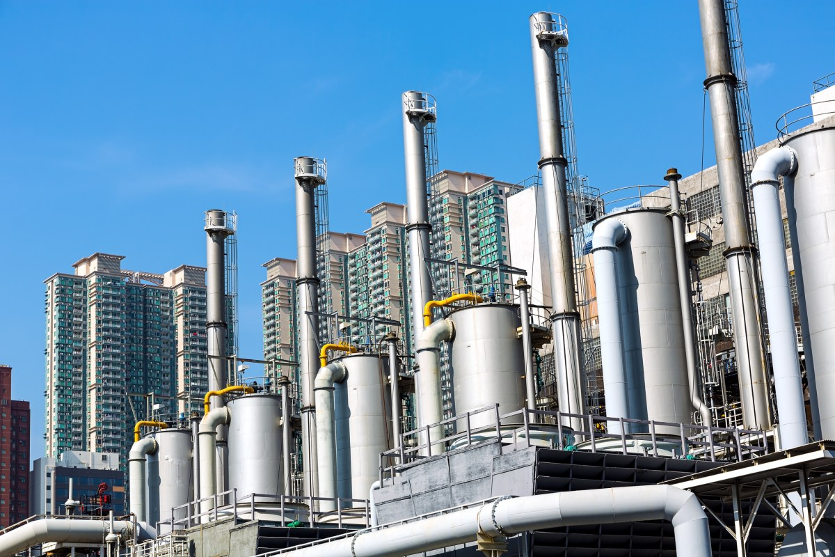Energy sector in China Photo: iStock