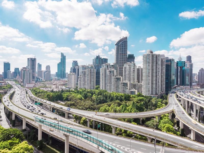 Hefei city, Anhui province. Photo: iStock
