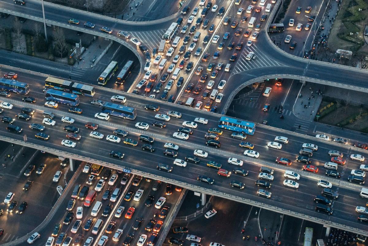 Crowded Traffic. Photo: iStock
