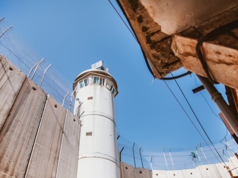 The Seperation Wall between Israel and Palestine in Bethlehem. Photo: iStock / Getty