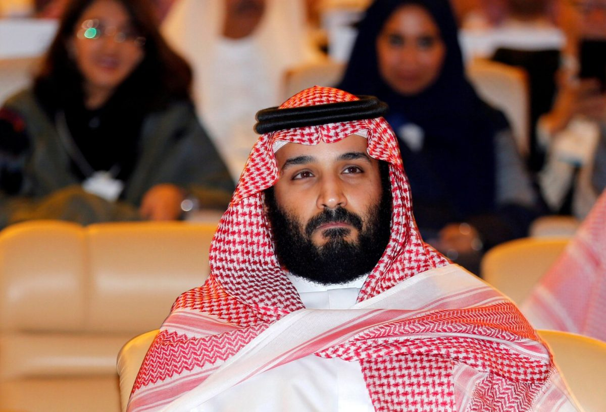 Crown Prince Mohammad bin Salman. Photo: Reuters