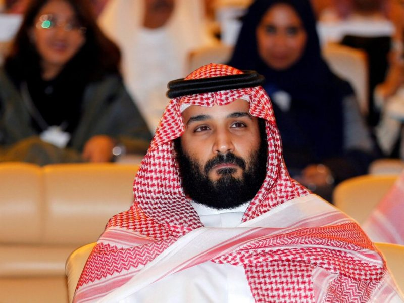 Crown Prince Mohammad bin Salman. Photo: Reuters