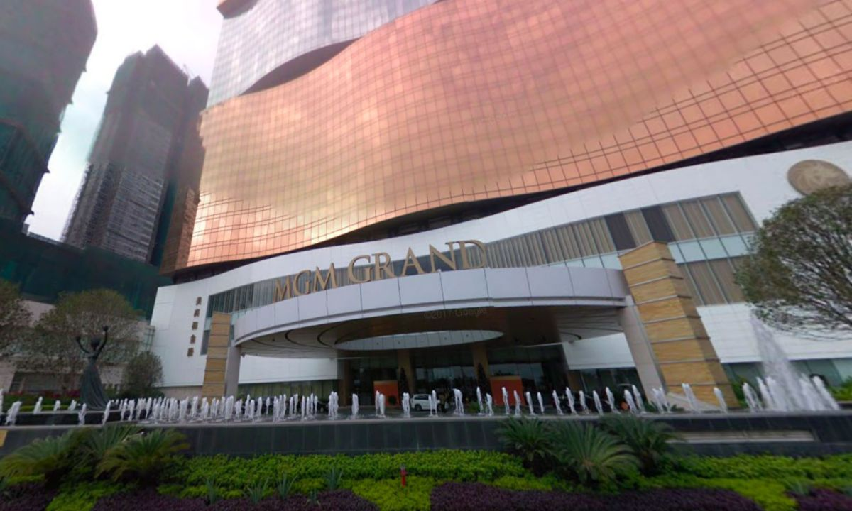 The MGM Macau. Photo: Google Maps