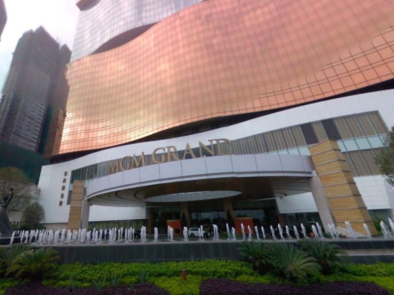 The MGM Macau. Photo: Google Maps