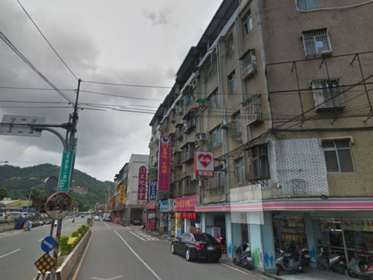 Xingnan Road in Zhonghe district, New Taipei City. Photo: Google Maps