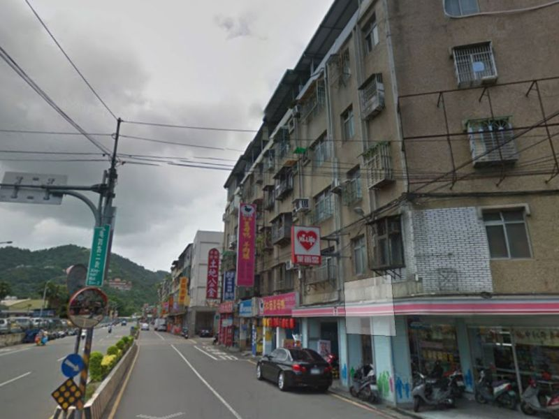 Xingnan Road in Zhonghe district, New Taipei City. Photo: Google Maps