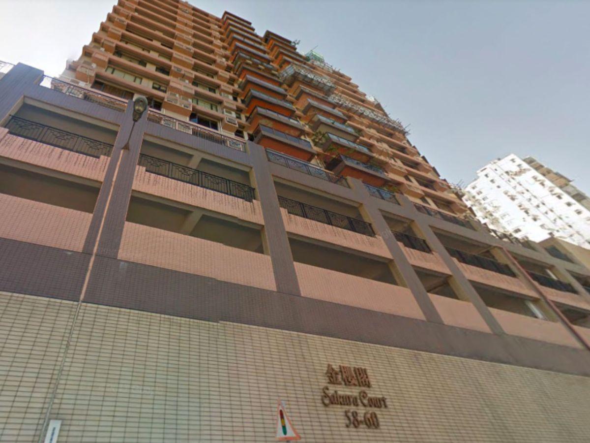 Mid-Levels on Hong Kong Island. Photo: Google Maps
