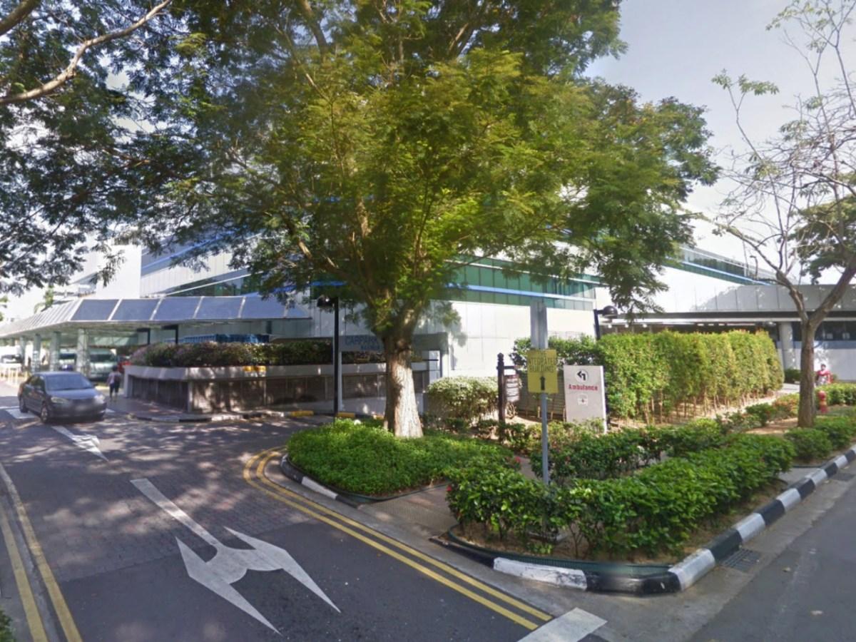 Changi General Hospital in Tampines, Singapore. Photo: Google Maps